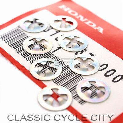 Honda CB 450 Emblem clip Seitendeckel Clips Nut Speed Sidecover