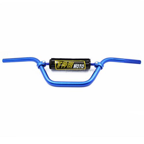 "7//8/"" High Rise Handlebars Handle Bar Dirt Pit Motorcycle ATV Quad Bike Thumpstar"