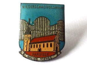 Pin-039-s-Vintage-Attachment-Year-90s-Parish-Niederschaeffolsheim-Alsace-K005