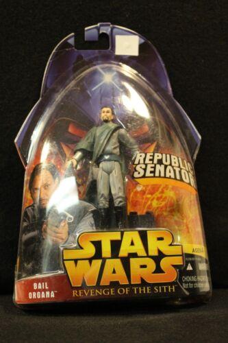 Star Wars Revenge of the Sith Bail Organa Republic Senator NIP #15