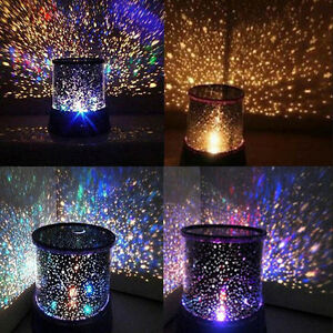 Image Is Loading Childrens Star Master Night Light Sky Led Projector
