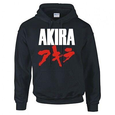 "AKIRA /""LOGO/"" SWEATSHIRT NEW"