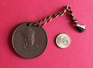 Ddr Böttger Medaille Greifswald 1956 500 Jahre Universität H. Rubenow ( M252 Dauerhaft Im Einsatz