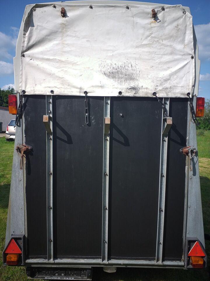 hestetrailer va 1200kg total nys9000