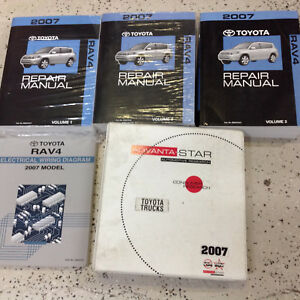 2007 rav4 service manual