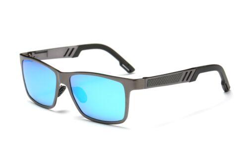 Men Aluminum Polarized Lens Driving Sunglasses Sport Mirror Sun Glasses Fashion