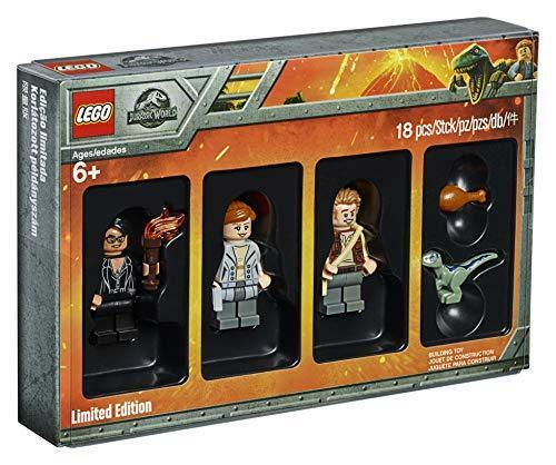 LEGO JURASSIC WORLD Limited Edition free shipping From Japan F/S New