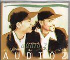 AUDIO 2 raro CD SINGLE PROMO 1 TRACCIA ITALY C'era e non c'è MADE in ITALY