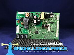 Details about GE Main Control Board FOR GE REFRIGERATOR 200D2260G011 on