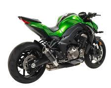 14-16 Kawasaki Z1000 Dual Carbon Fiber MGP Growler Slip On Exhaust