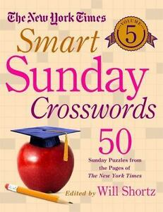 New-York-Times-Smart-Sunday-Crosswords-Volume-5-50-Sunday-Puzzles-from-the