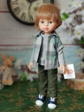 """Paola Reina Las Amigas Cleo with cute tails 13/"""" doll 14608"""