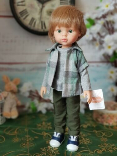 """limited edition Friends Paola Reina DOLL 34cm,NEW 13.5/"""" doll NORA"""
