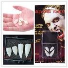 Scarecrow Vampire Werewolf Cosplay Teeth Tool Deluxe Fangs Teeth Halloween Decor