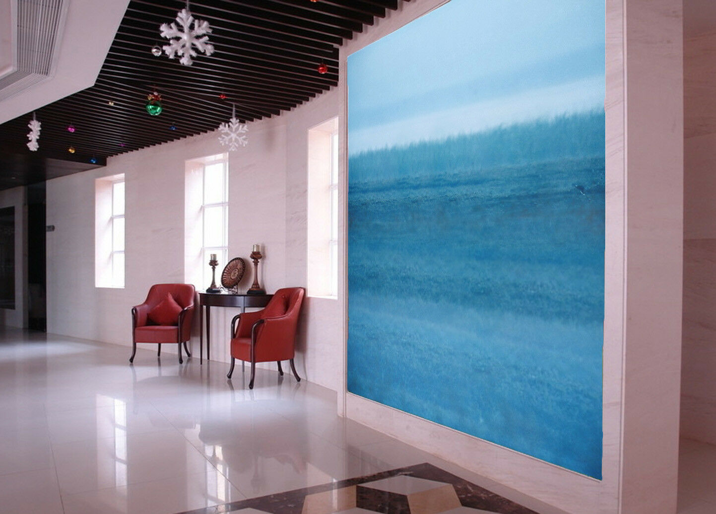3D Blaue Küste 504 Tapete Tapeten Mauer Foto Familie Tapete Wandgemälde DE
