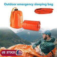 3 Pack Emergency Thermal Waterproof Outdoor Survival Camping Hiking