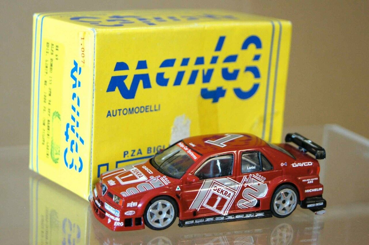 Rennsport 43 Rennsport 43 1995 Alfa Romeo 155 Gta DTM Dekra 1 Larini Ar