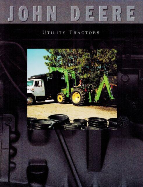 John Deere 5200 5300 5400 Tractor Sales Brochure Ebay. John Deere 5200 5300 5400 Utility Tractor Sales Brochure Dka969612. John Deere. John Deere 5400 Tractor Parts Diagram At Scoala.co