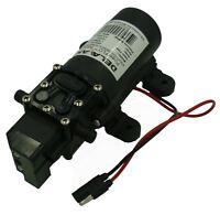 Delavan Powerflo Series 2200-201 Diaphragm Pump 12v 40 Psi 1.0 Gpm On Demand