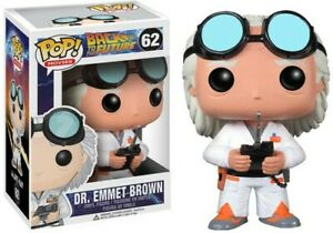 Back-To-The-Future-Dr-Emmet-Brown-Funko-Pop-Movies-2013-Toy-NUEVO