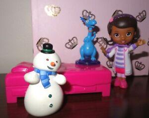 Disney-Doc-Mc-Stuffins-Mini-Figure-Toy-Lot