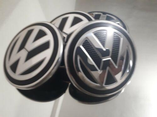 4x Cache moyeu de roue  VW 65mm  5G0601171B