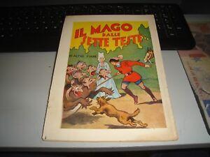 IL-MAGO-DALLE-SETTE-TESTE-ED-ALTRE-FIABE-TIP-ED-LUCCHI-MILANO-1947