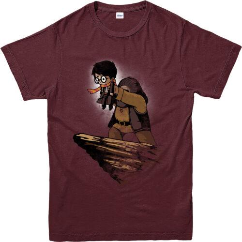 Harry et Hagrid roi lion frauduleux Harry Potter t-shirt hphhl Inspiré Top