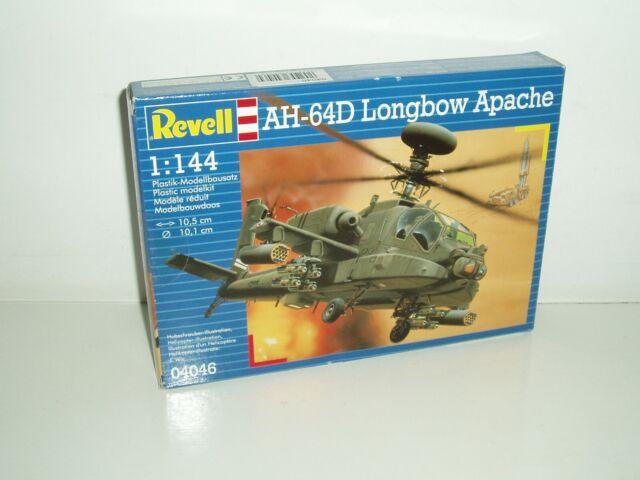 Revell AH-64D Longbow Apache. 2006.