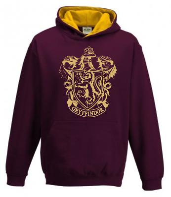 Harry Potter Ravenclaw House Kids Hoodie Personalised number