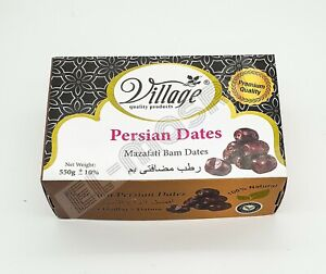 Persian dates Qualité Premium 550 G