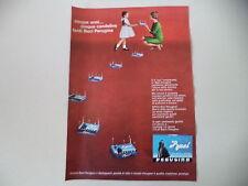 advertising Pubblicità 1966 BACI PERUGINA