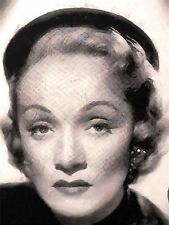 ART PRINT POSTER PAINTING PORTRAIT HOLLYWOOD ACTRESS MARLENE DIETRICH NOFL0087