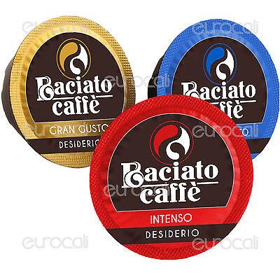 200 Capsule Baciato Caffè A SCELTA Cialde Compatibili LAVAZZA A MODO MIO