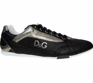 DOLCE \u0026 GABBANA D\u0026G Black \u0026 Silver