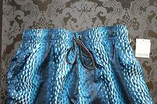 Calvin Klein Swimwear Swim Shorts Blau Größe S Neu mit Etikett