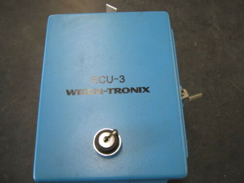 USED WEIGH-TRONIX RCU-3