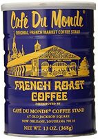 Cafe Du Monde Coffee, French Roast, 13-ounce (pack Of 3) , New, Free Shipping on sale
