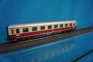 Marklin 4085 TEE IC Coach beige-red 1 kl. TIN PLATE NEW