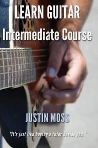 Aprenda Guitarra: intermedio curso (de bolsillo o Softback)