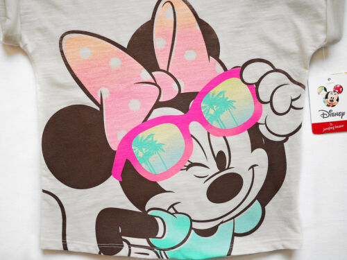 Disney/'s Minnie Mouse Sunglasses Beach Dolman Tee by Jumping Beans 3T 4T 4