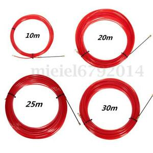10-30M Nylon Fish Draw Tape Electrical Cable Puller Pulling ...