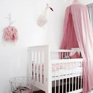Image is loading Baby-Tent-Crib-Netting-Palace-Children-Room-Bed- : baby dome tent - memphite.com