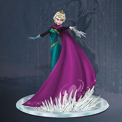 Coronation Day Disney's Elsa Frozen Figurine - Bradford Exchange