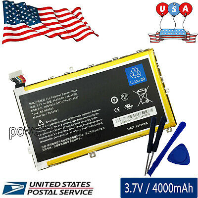 """New Genuine Battery For Amazon Kindle Fire X43Z60 Hd 7/"""" 58-000035 1ICP4//82//138"""