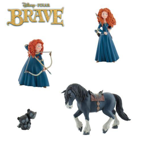 BULLYLAND DISNEY BRAVE figura de 4 figuras diferentes Choice