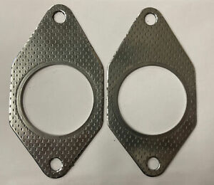 MAZDA ROTARY 10A 12A TWIN DIZZY EXHAUST GASKET PAIR