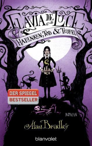 1 von 1 - Flavia de Luce 3 - Halunken, Tod und Teufel: Roman von Alan Bradley * NEUWERTIG