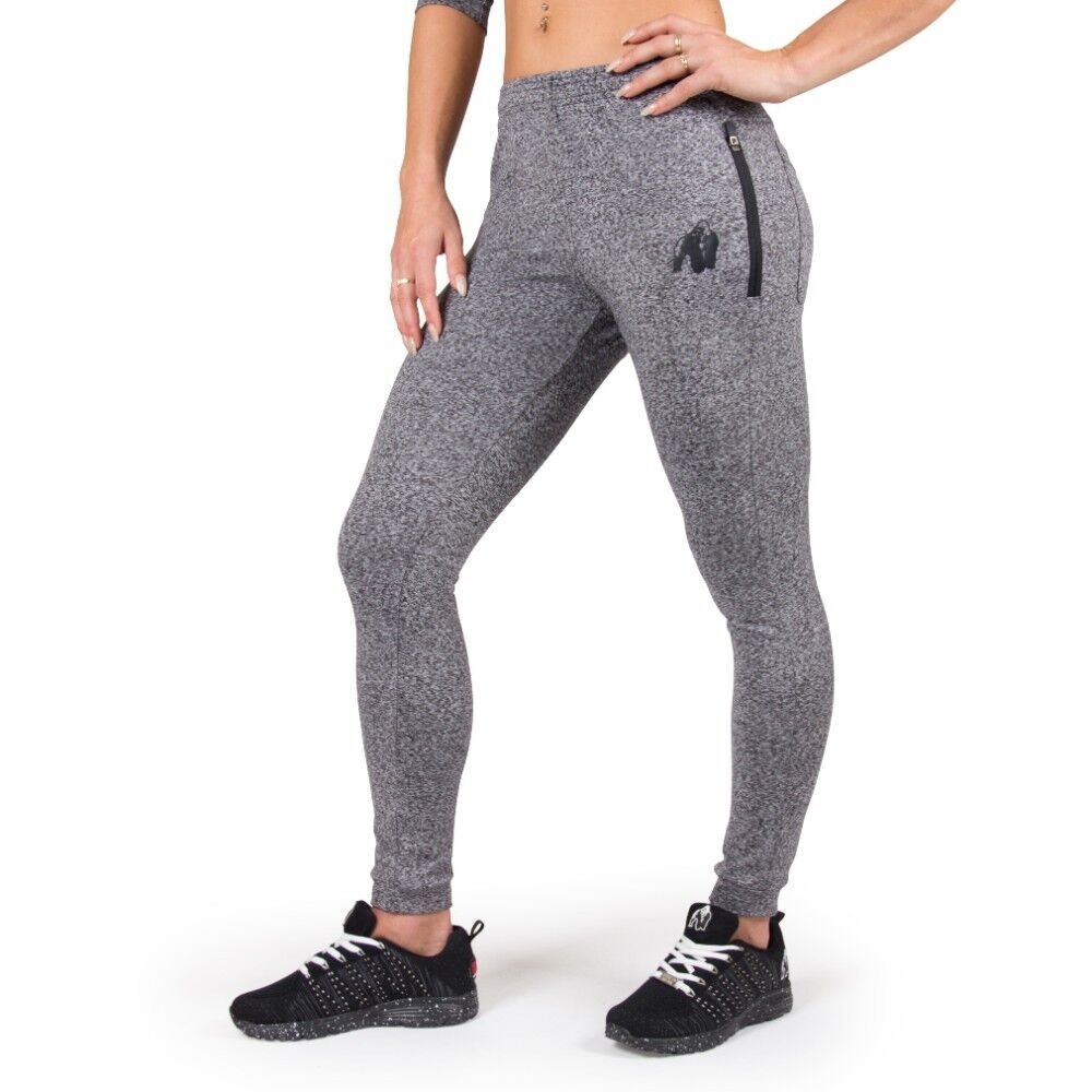 Gorilla Wear Shawnee Joggers – Mixed grau Fitness Jogginghose
