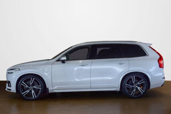 Volvo XC90 2,0 T8 407 R-Design aut. AWD 7prs - billede 1
